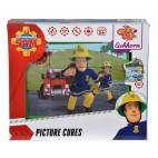 Požiarnik Sam Obrázkové kocky