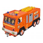Požárník Sam 2v1 auto Jupiter se čtyřkolkou