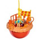 Požárník Sam Záchranářský set s Normanem ve vejci