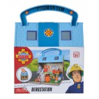 Požiarnik Sam Horská stanice