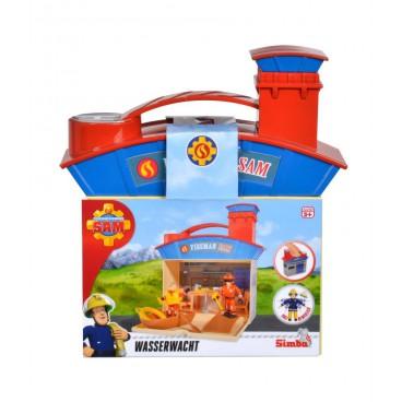 Požárník Sam Vodní mini základna