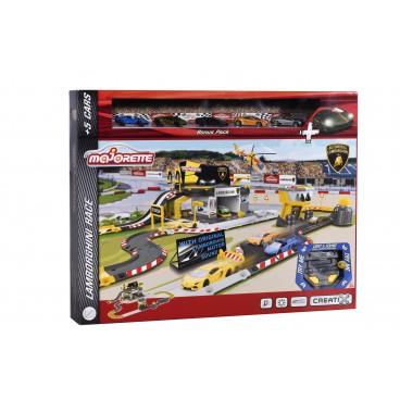Creatix Lamborghini race + 5 aut