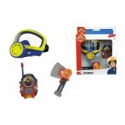 Požiarnik Sam - kyslíková maska