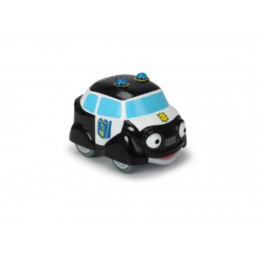 Statečná autíčka - policejní auto Pavlík