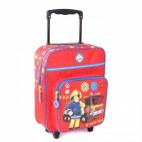 Cestovný kufrík Požiarnik Sam kolekcie Stále pripravený