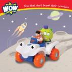 Lenny lunární modul a mimozemšťan