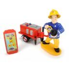Požárník Sam Pojízdný stříkač na dálkové ovládání