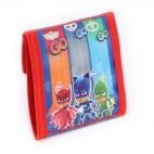 Peňaženka PJ Mask kolekcia Go go go