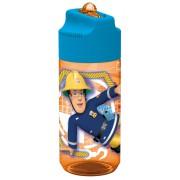 Požárník Sam lahev s integrovaným brčkem