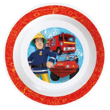 Požárník Sam dětský talíř hluboký