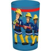 Požárník Sam sklenička 250 ml