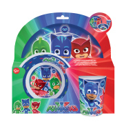 PJ Mask snídaňový set (3 ks)