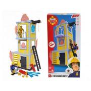 Hasič Sam - hasičská věž 43 cm s figurkou