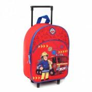 Cestovný batoh Požiarnik Sam kolekcie Stále pripravený