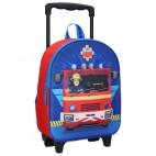 Cestovný batoh Požiarnik Sam kolekcie Ve službe
