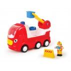 Ernie hasičské auto