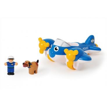 Pete policejní letadlo