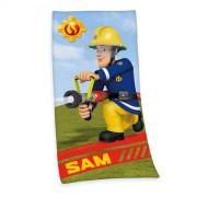 Požiarnik Sam osuška 70/140 cm