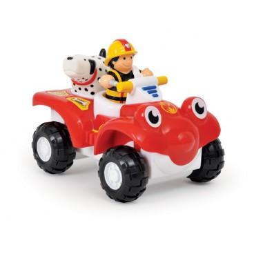 Bertie hasičská čtyřkolka