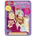 4064 Magnetická sada Princezny, víly, baleríny