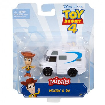 Příběh Hraček minifigurka s vozidlem