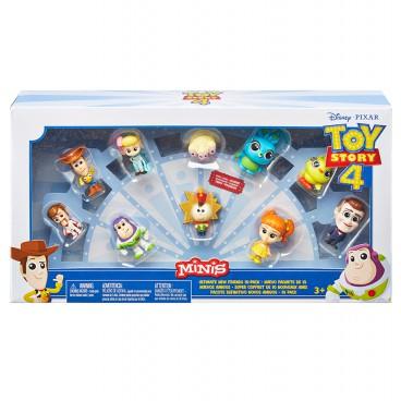Příběh Hraček 10 kusů minifigurek