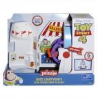 Příběh Hraček minifigurka Buzz herní set