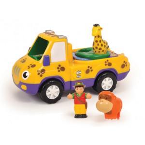 Safari autíčka