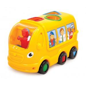 Autá pre najmenších